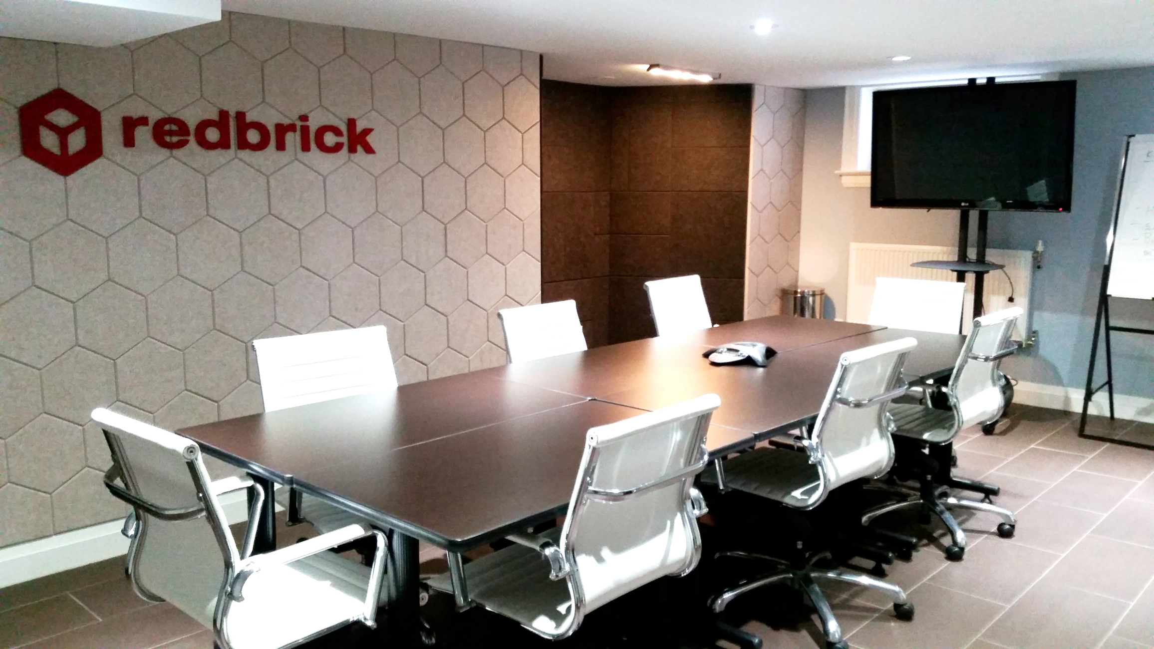 Redbrick training room